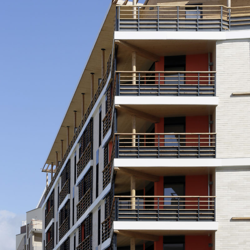 angle balcon bois pergola